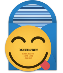 Free Boy Birthday Party Online Invitations Punchbowl