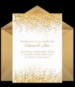 Free Wedding Invitations, Wedding Online Invites | Punchbowl