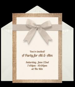 Free formal gathering online invitations punchbowl plus stopboris Choice Image