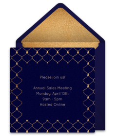 Free Meeting & Conference Online Invitations | Punchbowl