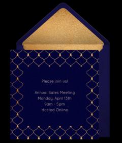 Free Formal Gathering Online Invitations Punchbowl