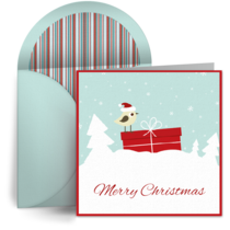 Special Christmas Delivery card image