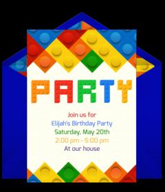 Free Boy Birthday Party Online Invitations Punchbowl
