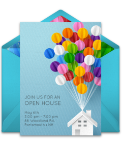 Free Housewarming Party Online Invitations | Punchbowl