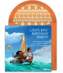 2e795a685baf Free Summer Party Online Invitations