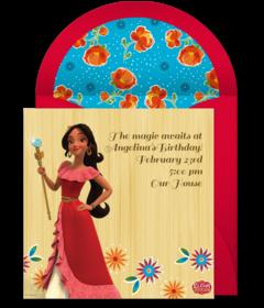 Free disney online invitations punchbowl plus filmwisefo Gallery