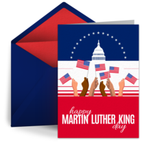 MLK Day | Jan 18 card image