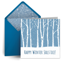 Winter Solstice | Dec 21 card image