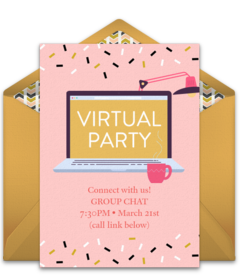 Free Virtual Happy Hour Virtual Coffee Virtual Drinks Online