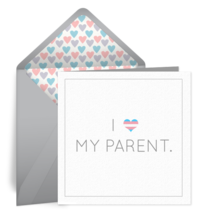 Trans Parent card image