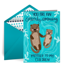 Otterly Amazing card image