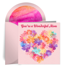 Wonderful Mother card image