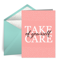 Self Care card image
