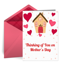 Mother's Day Thoughts card image