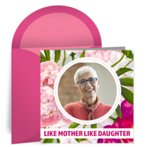 Like Mother, Like Daughter card image
