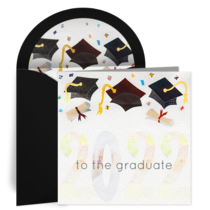 2021 Graduation Collage card image