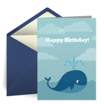 Blue Whale card image