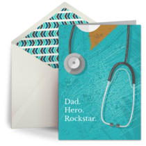 Medical Dad card image