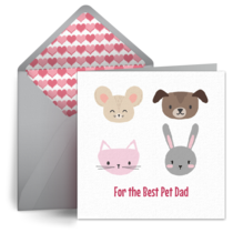 Pet Dad card image