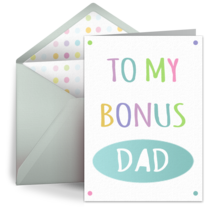 Bonus Dad card image