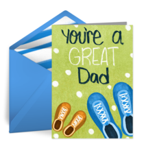 Dad Sneakers card image