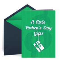 A Little Gift card image