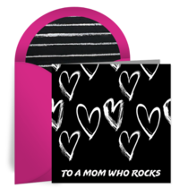 Mom, You Rock card image