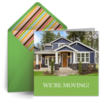 We're Moving! card image