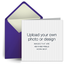 Upload Square - Purple card image