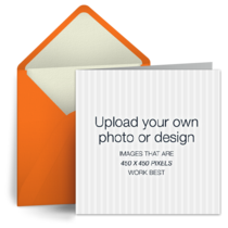 Upload Square - Orange card image