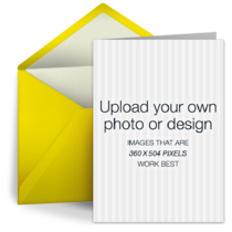 Upload - Yellow card image