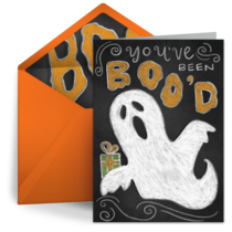 Digital BOO card image