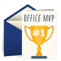 Office MVP card image