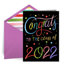 Congrats to the Class of 2021 card image