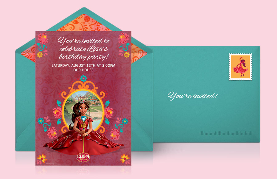 Plan a Elena of Avalor Party!
