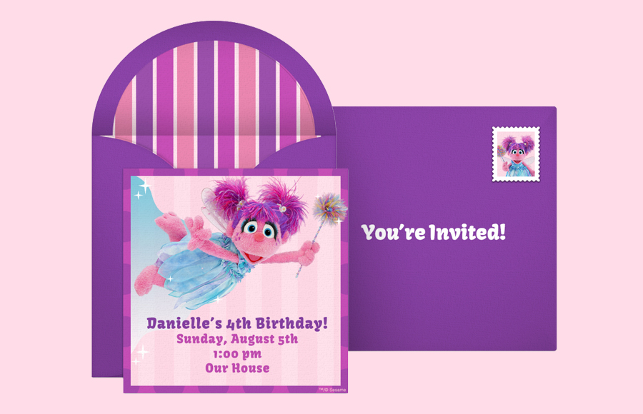 Plan a Abby Cadabby Stripes Party!