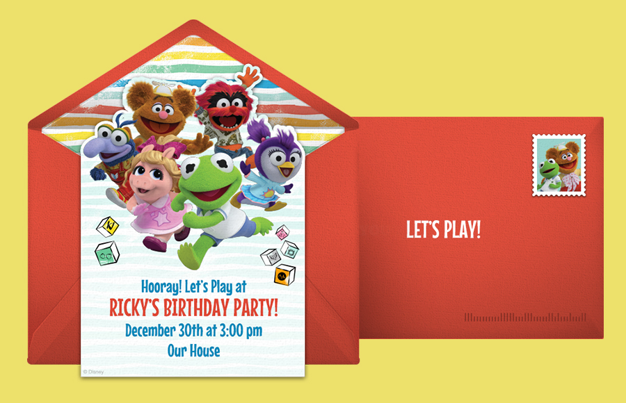 Plan a Muppet Babies Party!